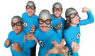 The Aquabats tickets at Gothic Theatre in Englewood