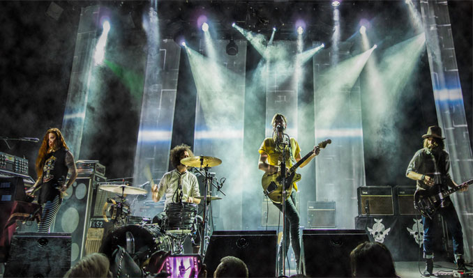 The Dandy Warhols tickets at Rams Head Live!, Baltimore