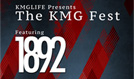 THE KMG FEST feat. 1892 tickets at Gothic Theatre in Englewood