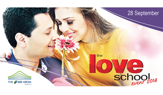 The Love School 2014 with Renato & Cris Cardoso  tickets at The SSE Arena, Wembley in London