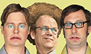 Tim and Eric tickets at The Warfield in San Francisco