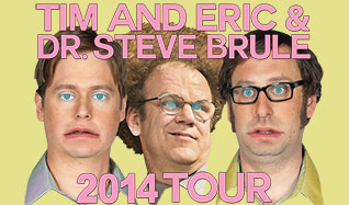Tim and Eric tickets at Newmark Theatre in Portland
