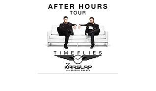 Timeflies tickets at Fonda Theatre in Los Angeles