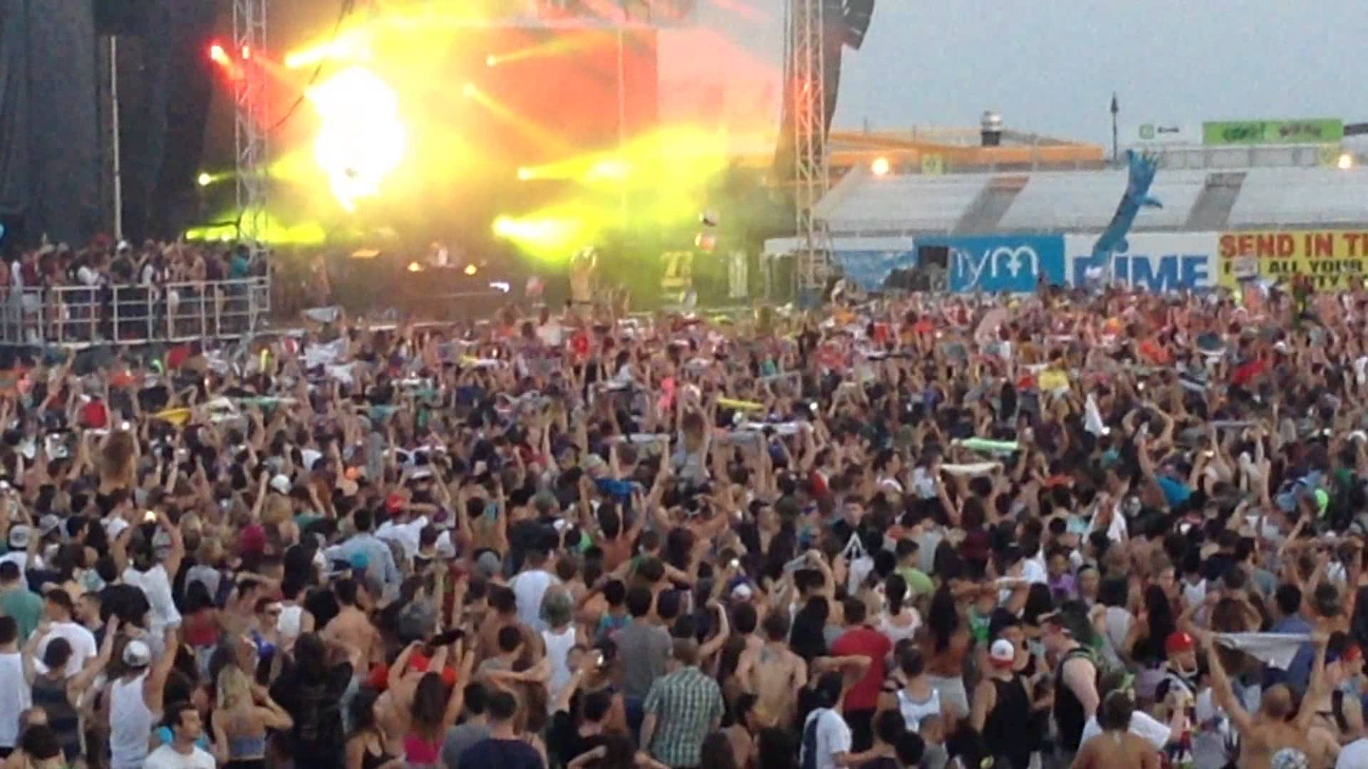 The Mad Decent Block Party rages through Brooklyn