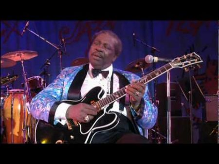 B.B. King brings classic blues to San Francisco, Saratoga