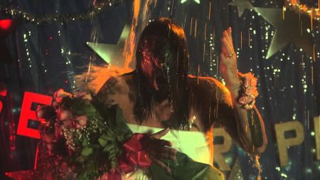 Video: Dave Grohl adds horror movie twist to ALS ice bucket challenge
