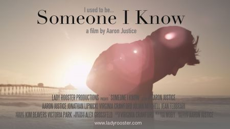 Aaron Justice and Virginia Crawford, riveting in Lady Rooster's 'Someone I Know'