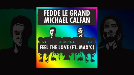 Fedde Le Grand announces a 'Feel the Love' video and remix competition for fans