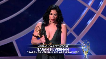 Sarah Silverman on louie