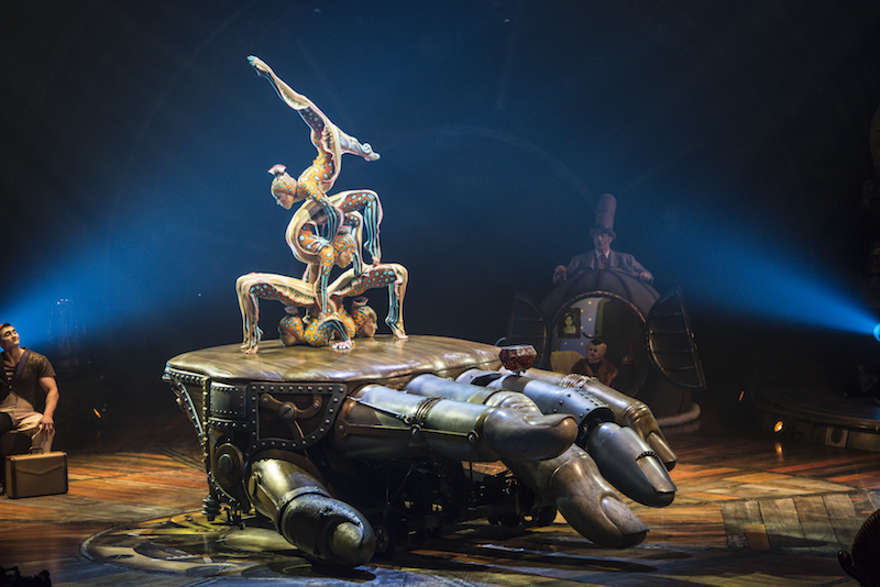 In Photos: KURIOS – Cabinet of curiosities by Cirque du Soleil