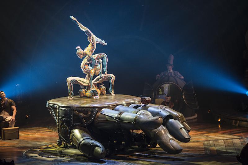 In Photos: KURIOS – Cabinet of curiosities by Cirque du Soleil