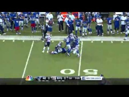 New York Giants' first-team offense sputters in final preseason game