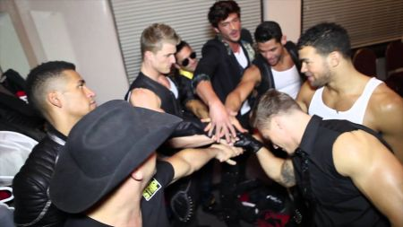 Men of the Strip take up residence downtown on Labor Day Weekend