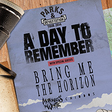 A Day To Remember tickets at Verizon Theatre at Grand Prairie in Grand Prairie