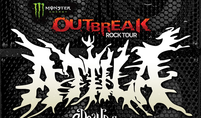 Attila - Monster Energy Outbreak Tour