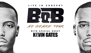 B.o.B & Kevin Gates tickets at The Regency Ballroom in San Francisco