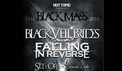 Black Veil Brides with Falling In Reverse tickets at Best Buy Theater in New York