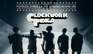 Clockwork Indigo (Flatbush ZOMBiES & The  ... tickets at The Showbox in Seattle
