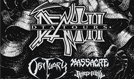 DEATH (DTA Tours) tickets at Club Nokia in Los Angeles
