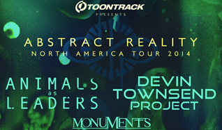 Devin Townsend Project & Animals As Leaders tickets at Trocadero Theatre in Philadelphia