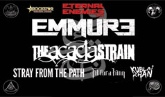 Emmure tickets at Starland Ballroom in Sayreville