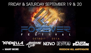 Forever Festival tickets at Freedom Hill Amphitheatre in Sterling Heights