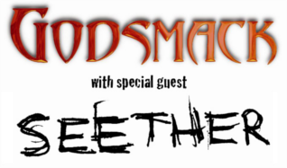 Godsmack tickets at Target Center in Minneapolis