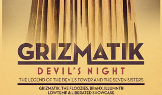 GRIZMATIK tickets at MYTH in St. Paul