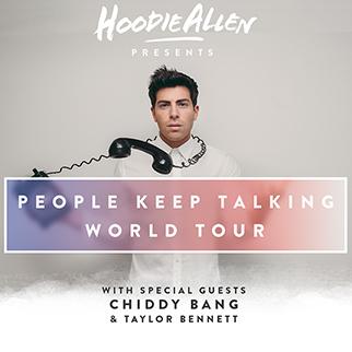 Hoodie allen concert schedule