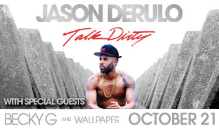 Jason Derulo tickets at Starland Ballroom in Sayreville