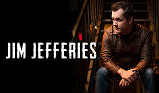 Jim Jefferies Live tickets at Arvest Bank Theatre at The Midland in Kansas City