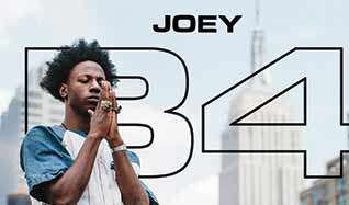 Joey Bada$$ tickets at Gothic Theatre in Englewood