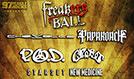 KEGL Freaker's Ball featuring Chevelle & Papa Roach tickets at Verizon Theatre at Grand Prairie in Grand Prairie