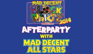 Mad Decent After Party feat. Mad Decent All Stars tickets at Ogden Theatre in Denver