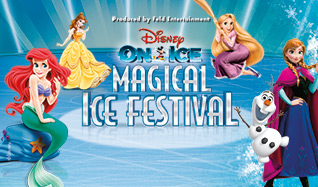 Disney on Ice: Magical Ice Festival tickets at Ericsson Globe in Stockholm