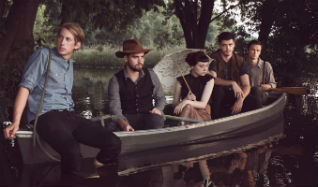 Marah in the Mainsail in The Nether Bar tickets at Mill City Nights in Minneapolis