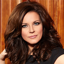 Martina McBride tickets at The Mountain Winery in Saratoga