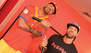 Smoker's Club featuring Method Man & Redman tickets at The Showbox in Seattle