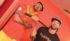 Method Man & Redman tickets at The Showbox in Seattle