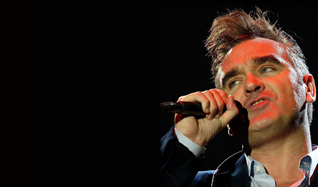 Morrissey tickets at The O2 in London