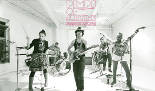 Pimps of Joytime tickets at Bluebird Theater in Denver
