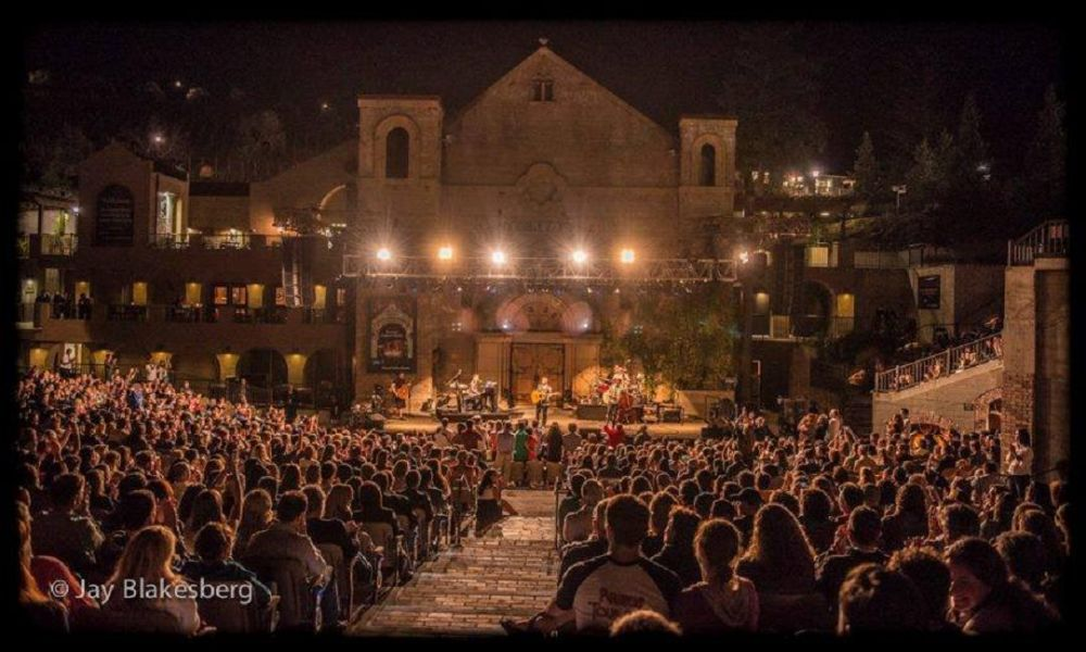 Guide To The Mountain Winery In Saratoga 16061 on Language Arts Theme