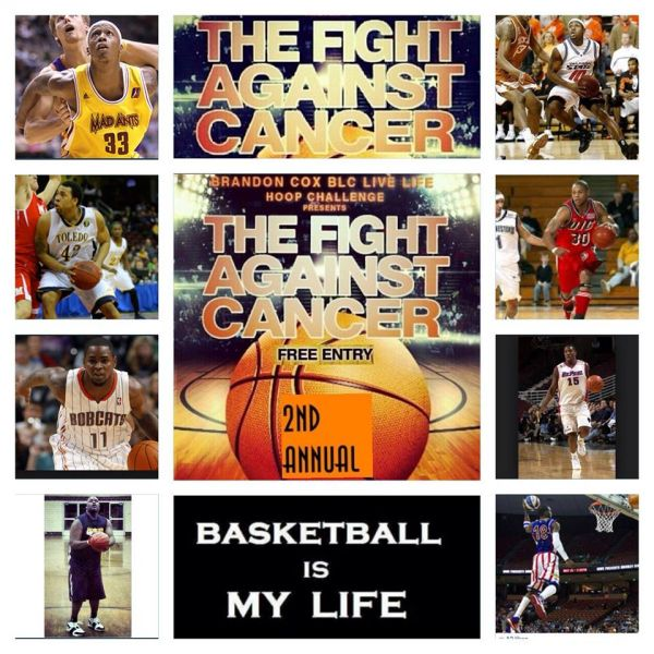 Chicago artists Dlow and Stunt Taylor to play in game promoting cancer awareness