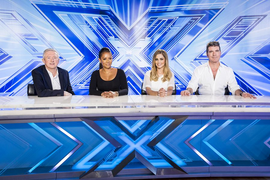 Biggest stars to emerge from 'The X Factor UK'