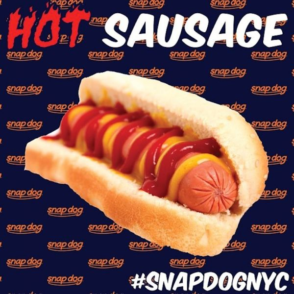 Free hot dogs on Labor Day in NYC