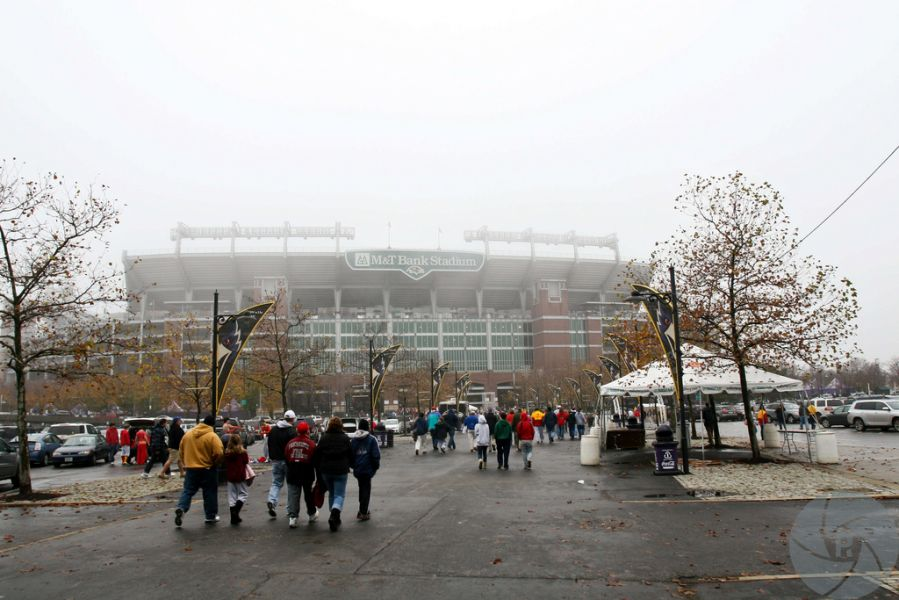 Bad weather survival guide to tailgating at M&T Bank Stadium