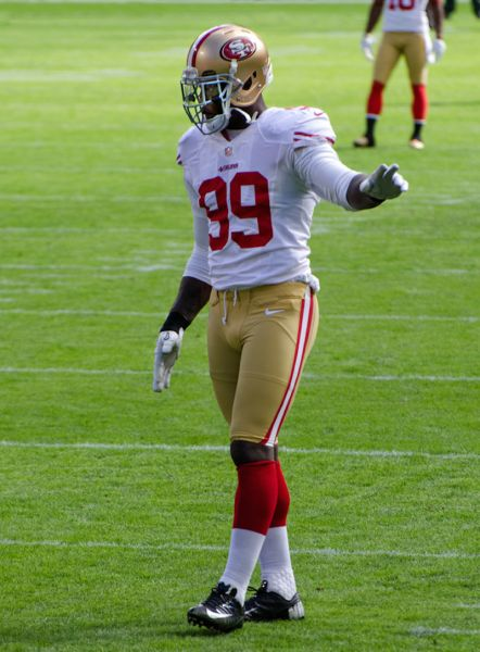 Aldon Smith lucky to only get 9-game suspension