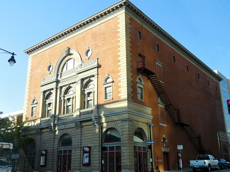 Folly Theater previews September schedule