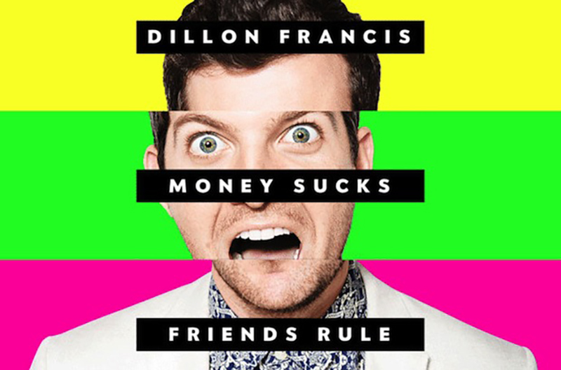 Dillon Francis announces North American headlining tour