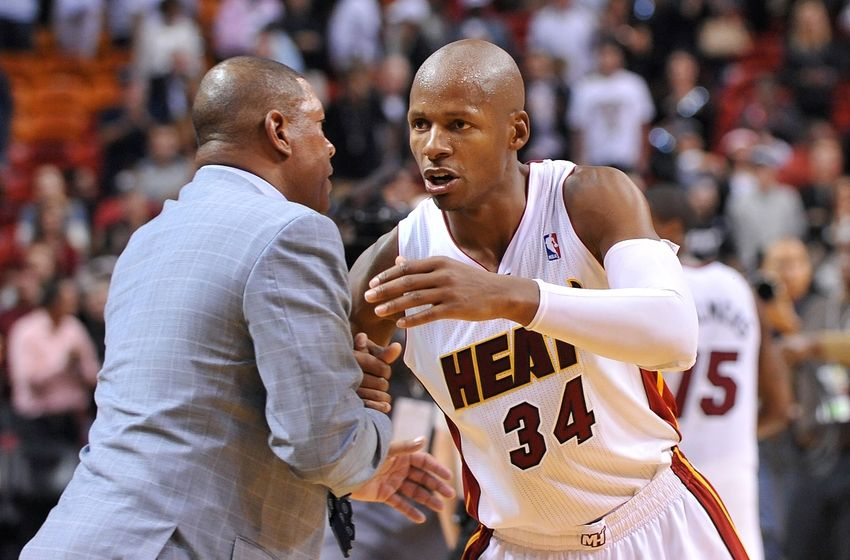 Ray Allen could in end up in Los Angeles